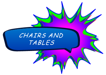 Fair Oaks, CA Chairs, Tables, Generators, and other Party Rentals!