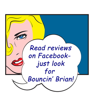 Reviews for Bounce Houses- Bouncin' Brian on Social Media